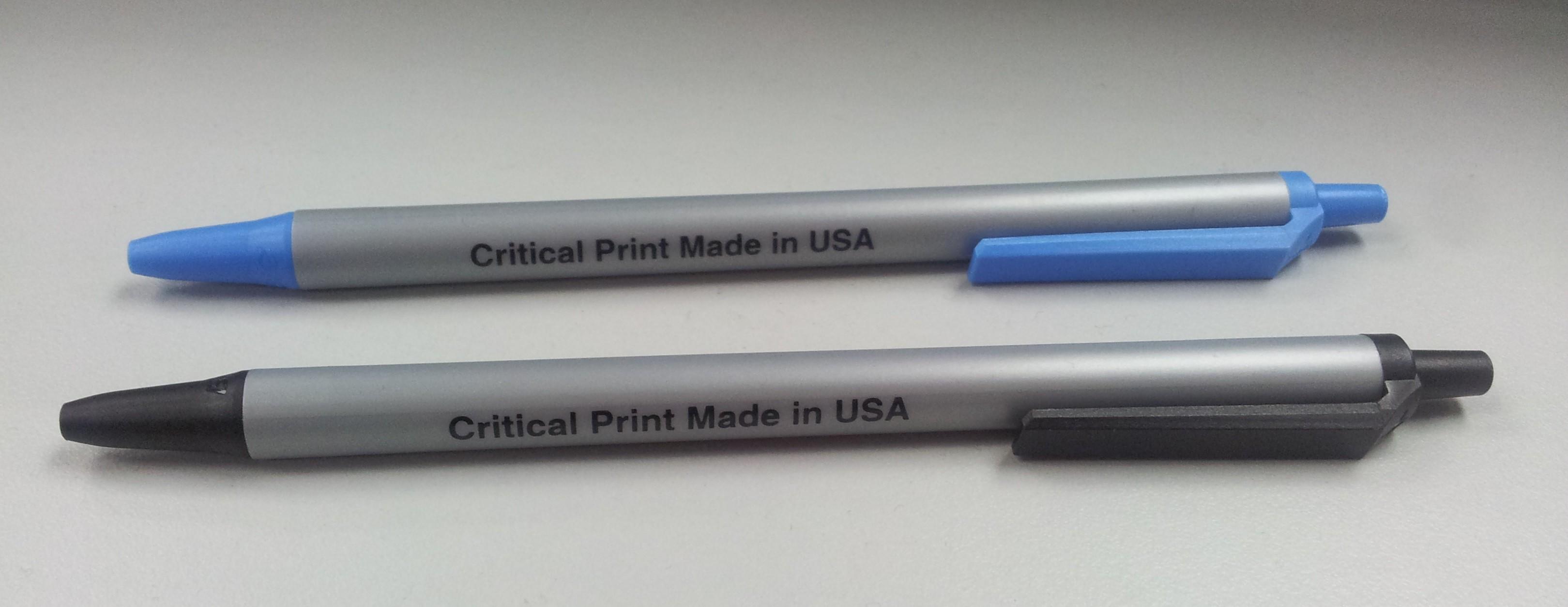 Pen Cleanroom Black Ink Low Sodium Mechanical 12/PK 12/CS