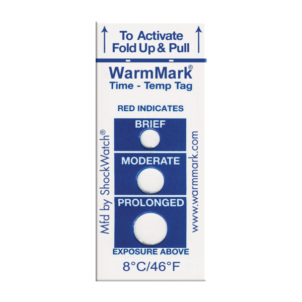 WarmMark Short-Run 30C/86F 100/BX