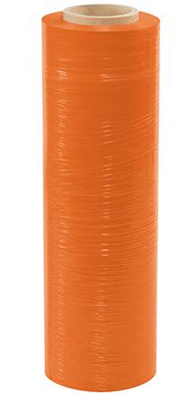 Stretch Film 18x1500' 80GA Orange 4RL/CS Cast
