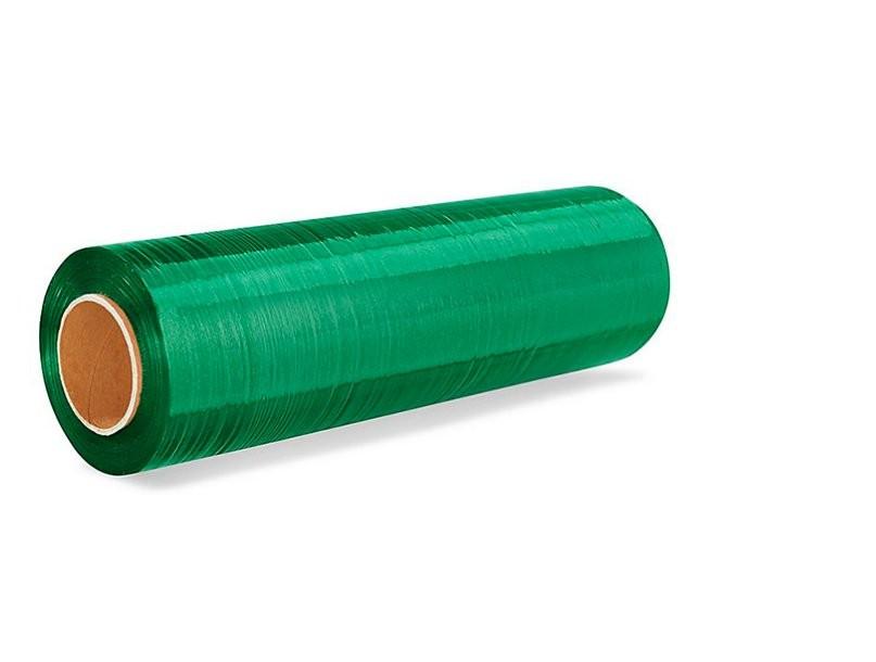 Stretch Film 18x1500' Green 80GA 4RL/CS