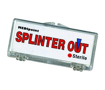 Splinter-Out Sterile 10/BX 50/CS