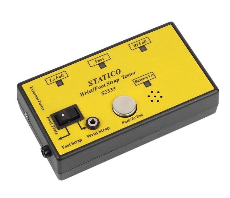 Tester Wrist/Foot Strap Kit