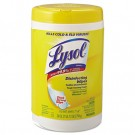Wipes Disinfecting Lysol Citrus 110/CN 6/CS