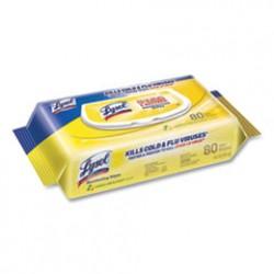 Wipes Disinfecting Lysol Lemon&Lime Blossom 80 Wipes/Pk 6/PK/CS