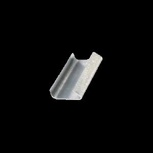 """Strapping Steel Seals .5"""" Metal Open Heavy Duty 1000/BX"""