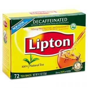 Tea Bags, Decaffeinated