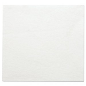 Chicopee Double Recreped Industrial Towel, 12 1/4x13 1/4, White
