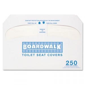 Premium Half-Fold Toilet Seat Covers
