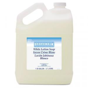 Lotion Soap Hand White 4Gal/CS