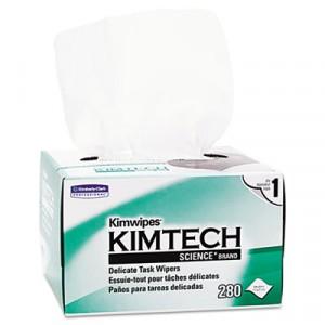 Wipe 4.4x8.4 1Ply Delicate Task Kimtech 34155 280/PKG 60/CS