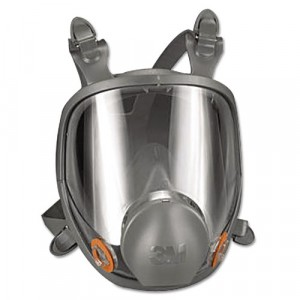 Full Facepiece Respirator 6000 Series, Reusable, Medium