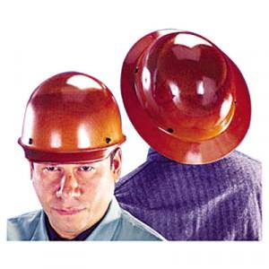 Skullgard Protective Hard Hats, Staz-On Pin-Lock Suspension, Tan