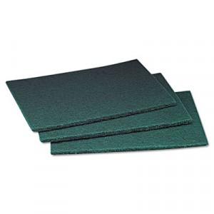 Scotch Brite Pad 6x9 3M Green 20/BX 3/CS