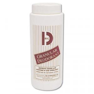 Granular Deodorant, Lemon, 16oz, Shaker Can