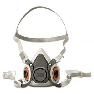 Half Facepiece Respirator 6000 Series, Reusable, Small