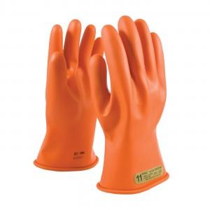 NOVAX, Insulating Glove, Class 00, 11 In., Orn., Straight Cuff