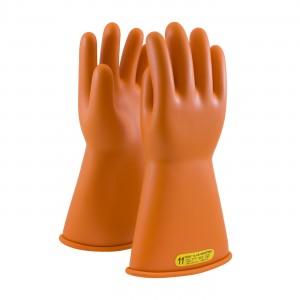 NOVAX, Insulating Glove, Class 2, 14 In., Orn., Straight Cuff