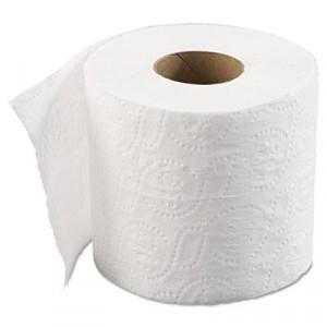 Tissue Toilet 4x3 2Ply 500SHT/RL 96/CS
