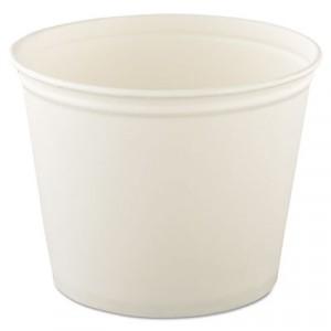 Bucket 83oz Paper White 100/CS