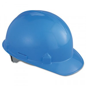 JACKSON SAFETY SC-6 Head Protection With Four-Point Suspension, Blue