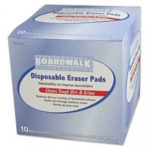 Disposable Eraser Pads