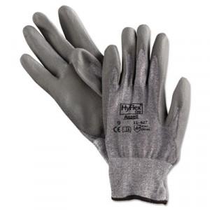 HyFlex 627 Light-Duty Gloves, Size 9 (Large), Dyneema/Lycra/Polyurethane, Gray