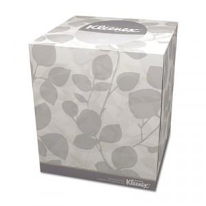 KLEENEX BOUTIQUE Facial Tissue, 2Ply, POP-UP Box
