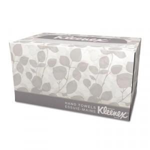 KLEENEX Hand Towels, POP-UP Box, Cloth, 9x10 1/2