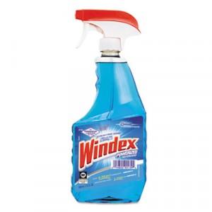 Windex 32oz Spray Bottles 12/CS