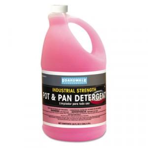 Manual Pot and Pan Dish Detergent, 1gal Bottle