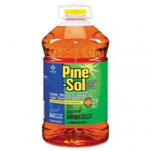 Cleaner Pine Sol Liquid 144oz/BTL 3/CS