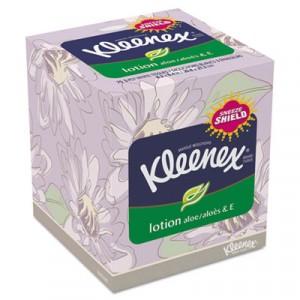 Tissue Facial 8.4x8.2 Lotion Kleenex 36BX/CS