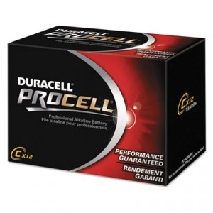 Procell Alkaline Battery, C
