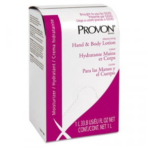 Moisturizing Hand & Body Lotion, 1000 ml, Bag-in-Box Refill, Floral