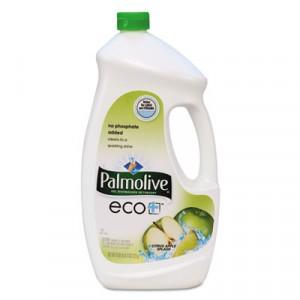 eco+ Dishwashing Liquid, Citrus Apple Scent, 2.3 qt, Bottle