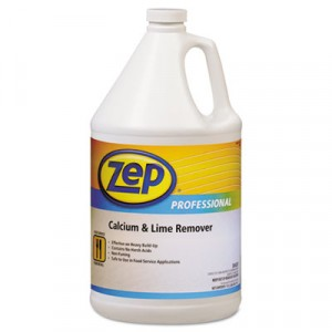 Calcium & Lime Remover, Neutral, 1gal Bottle