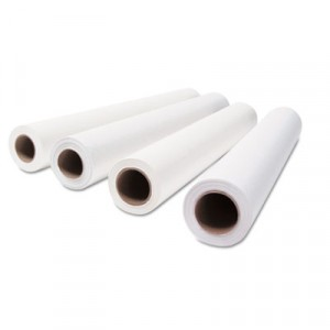 "Standard Exam Table Paper, 21"" x 225 ft, White"