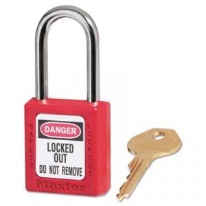 Government Locks, Zenex, 1 1/2 in, Red