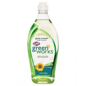 Naturally Derived Dishwashing Liquid, Original, 22oz Bottle