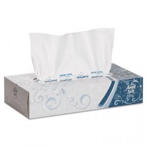 Ultra Premium Facial Tissue, 7.4x8.8
