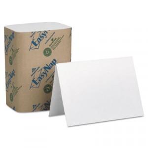 2-Ply Embossed Napkins, 6-1/2x10, White