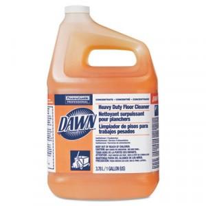 Heavy-Duty Floor Cleaner, Neutral Scent, 1gal Bottle