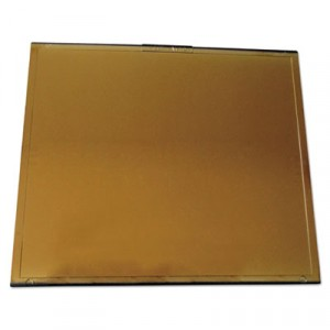 Gold-Coated Polycarbonate Filter Plates
