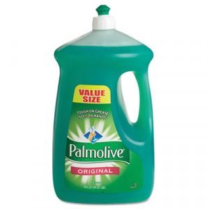 Dishwashing Liquid, Original Scent, Green, 90oz Bottle