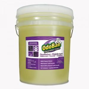 RTU Odor Eliminator, Lavender Scent, 5gal Bottle