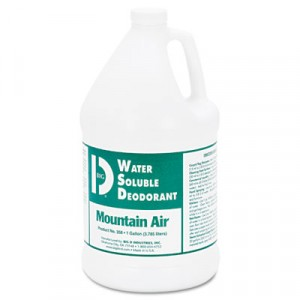 Water Soluble Deodorant, Mountain Air, 1 gal