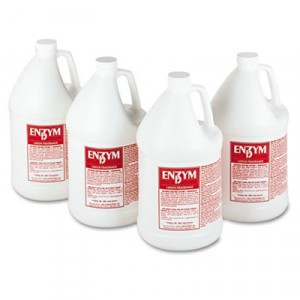 Enzym D Digester Liquid Deodorant, Lemon, 1 gal