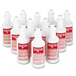 Enzym D Digester Liquid Deodorant, Lemon, 32 oz