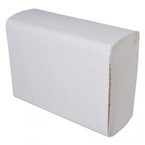 Towel Multi-Fold 9.05x9.45 1-Ply White 250/PKG 16/CS