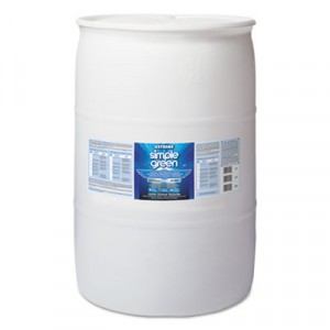Extreme Aircraft & Precision Equipment Cleaner, 55 Gal Drum, Neutral Scent